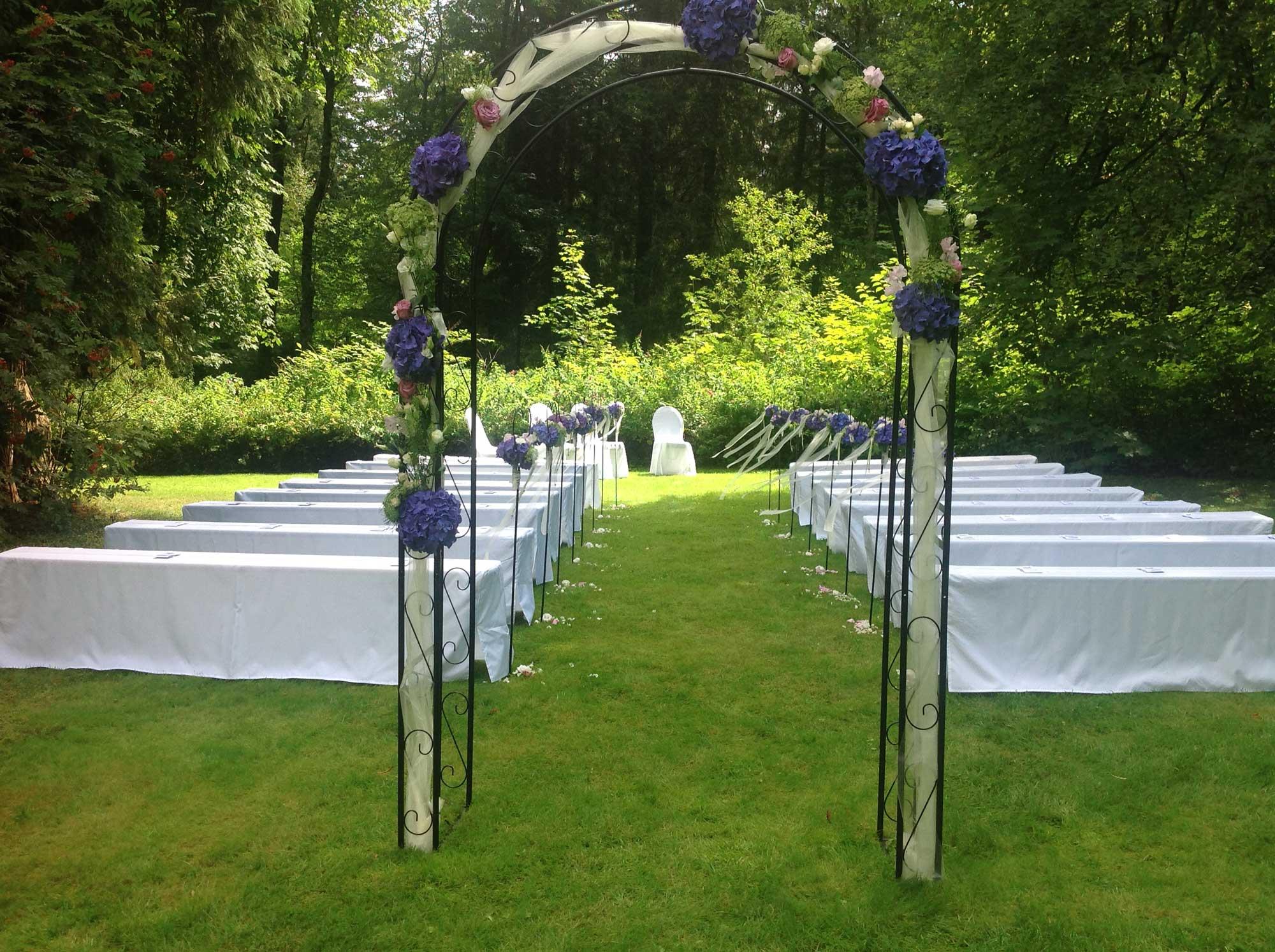 Hochzeit hildesheimer haus for Haus dekorieren hochzeit